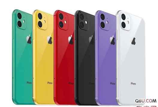 苹果xr后面玻璃换一个多钱 全新iPhone XR后盖玻璃配色曝光 苹果 XR值得入手吗