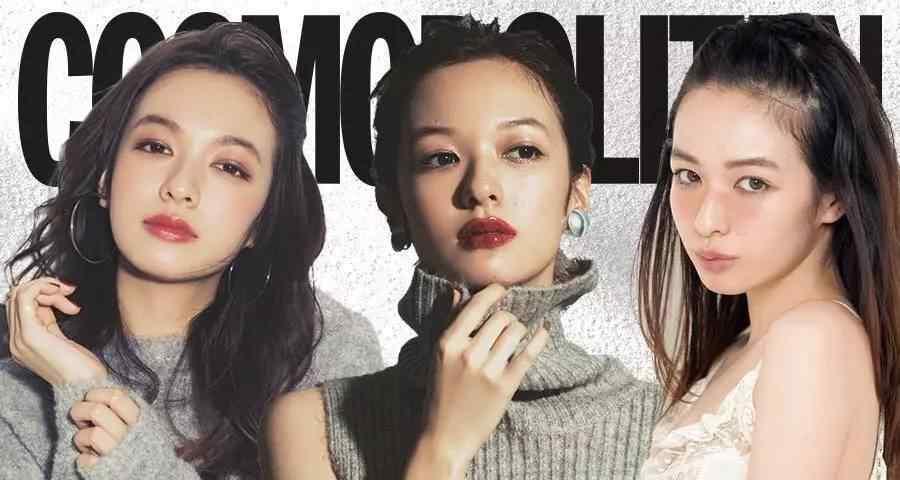 日本阿v女星里美 看了日本女星的费洛蒙妆,果然人100%靠外表啊