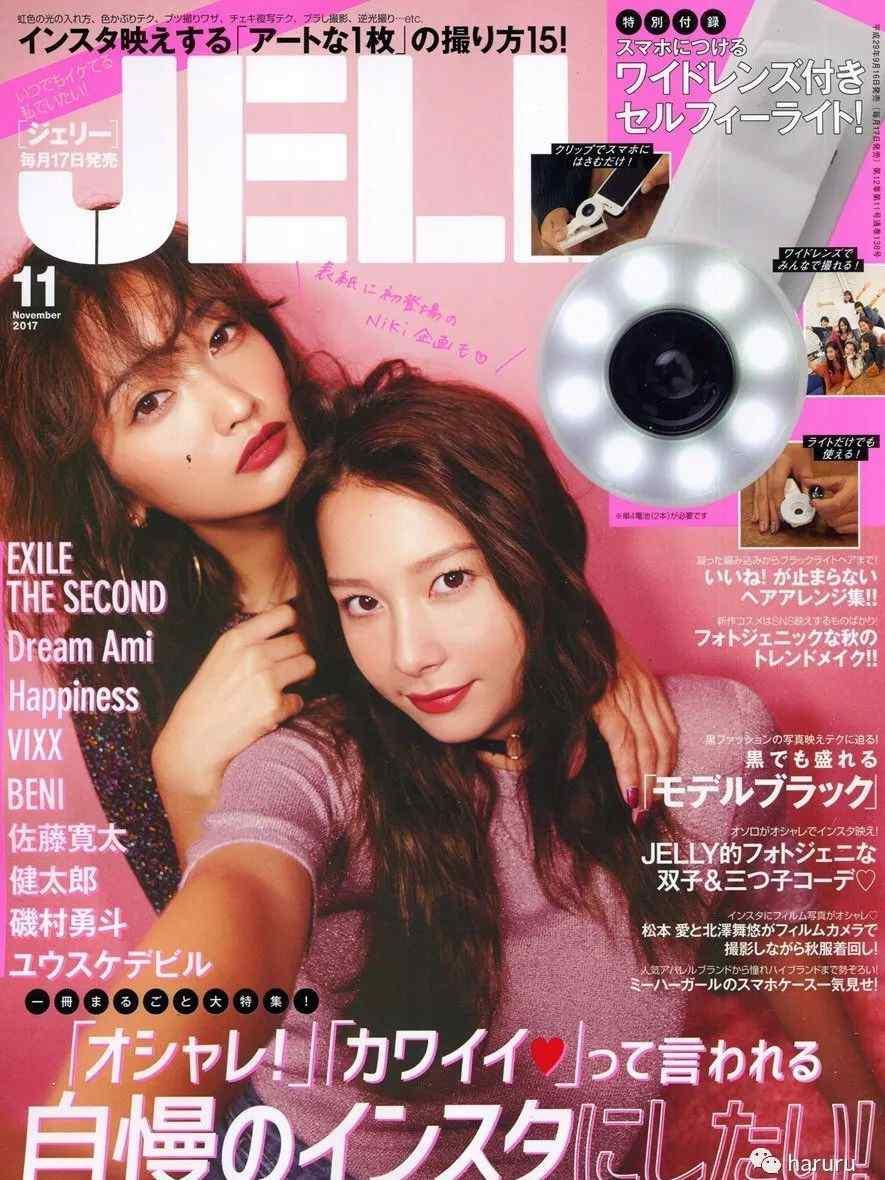 时尚流行语 日本今年的时尚流行语Instagenic是什么意思?