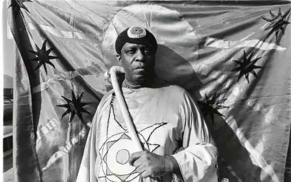 afro Afrofuturism有一种很酷的未来主义叫非洲