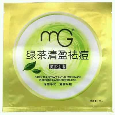 美即绿茶清盈祛痘面膜 美即绿茶清盈祛痘面膜怎么样 是否真有祛痘效果