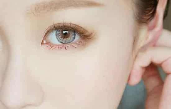大眼妆教程 大眼妆的画法步骤图