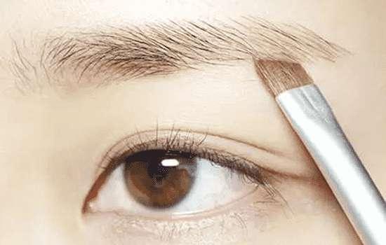画眼妆步骤 眼妆的画法步骤图片韩国
