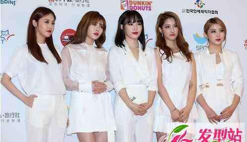传4minute解散 韩团4MINUTE解散只有泫雅续约 韩团4MINUTE成员资料照片