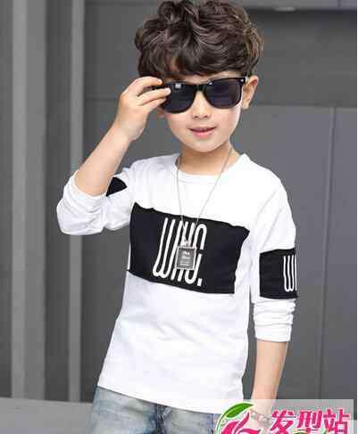 男孩烫发发型 男孩烫什么卷发帅气 最新韩式烫卷发发型
