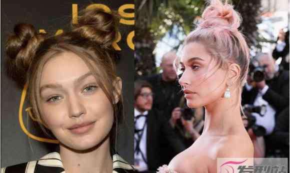 发髻 优雅贵妇发髻发型扎法 13个适合中长及长发发髻造型