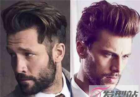 男士短发型设计图片 男士发型流行这款 春夏五款爆款造型