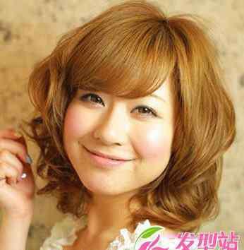 方形脸发型设计图片 最适合方脸女生的发型