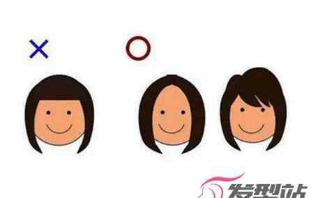 包子脸 包子脸适合什么发型