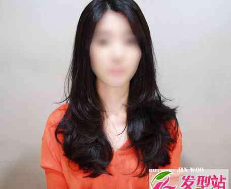 韩国最新流行发型 韩国流行烫发卷发 最新韩国流行女生发型