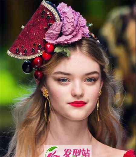 女士发型设计 2017最新女生发型设计 创意唯美显瘦发型