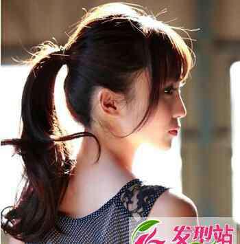 韩式流行发型 最新流行趋势韩式发型 清纯唯美更动人