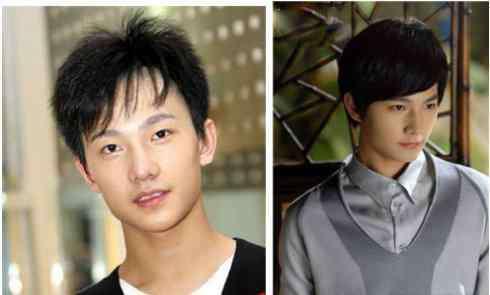 杨洋整容前后 杨洋男演员整容前后对比图从前现在模样大不同