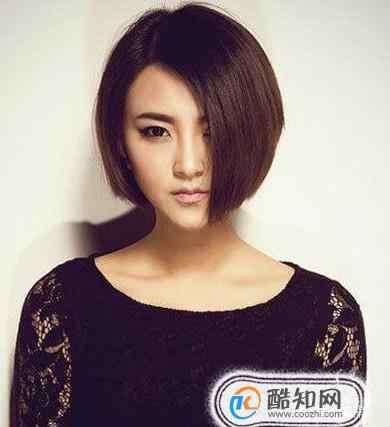 短头发发型图片女 女生短头发发型图片