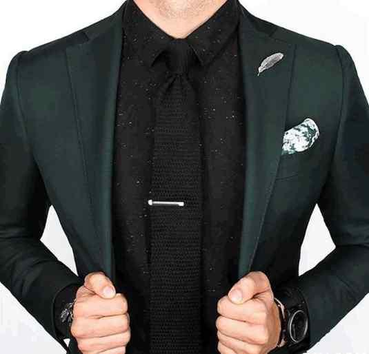 领带的打法图解 领带怎么打好看 领带打法图解