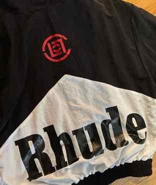 rhude CLOT x RHUDE 联名系列单品曝光 RHUDE是什么品牌档次如何