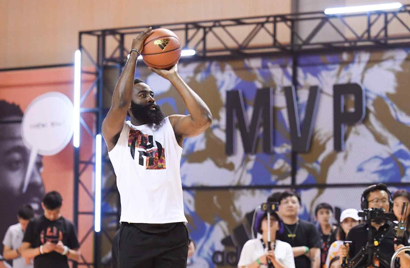杜兰特中国行 NBA球星中国行2018时间及地点 哈登杜兰特汤普森中国行行程