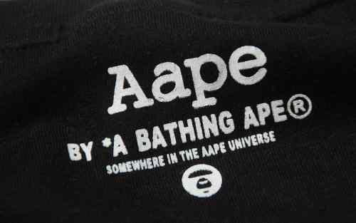 aape是什么牌子 bape和aape的区别 aape是什么牌子怎么读