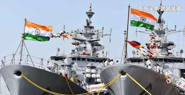 印度海军 印度为了围堵马六甲海峡不择手段:拉拢四国海军集团,监控核潜艇