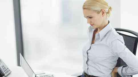 立刻缓解腰疼小妙招 经期腰痛很常见 试试这些缓解小妙招