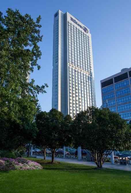 上海希尔顿酒店地址 上海希尔顿酒店