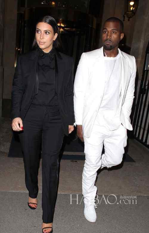 坎耶韦斯特 坎耶·韦斯特(Kanye West)与法国时装品牌A.P.C.合作联名男装,7月14日上市!