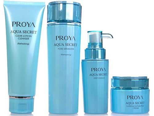 化妆品排行榜柏莱雅 珀莱雅护肤品适合年龄