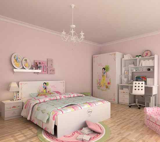 迪士尼家居 儿童家具消费调查:迪士尼家具受欢迎