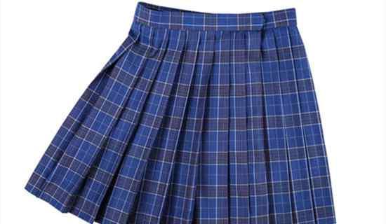 褶子是什么意思 jk裙褶子锋利什么意思